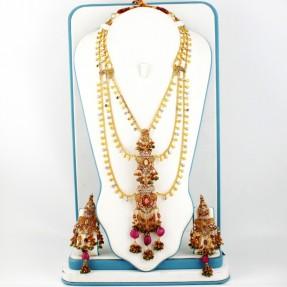 Gold Plated Silver Rani Haar