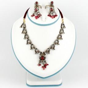 925 Sterling Silver Necklace  Set