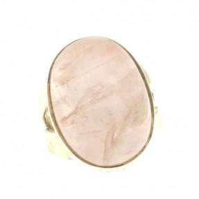 925 Sterling Silver Moonstone Unisex Ring