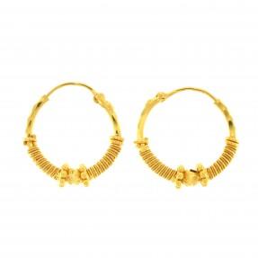 Indian/Asian Hoop Earrings (Pre-Owned)