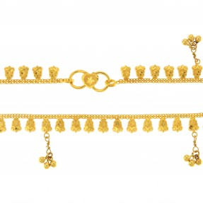 Indian/Asian Anklet (Pre-Owned) (Single)