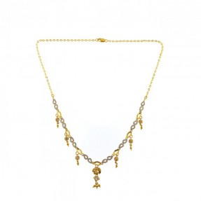 22ct Real Gold Asian/Indian/Pakistani Style Necklace Set