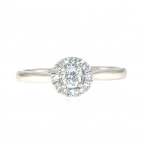 Engagement Diamond Ring (Pre-Owned)