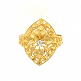 22ct Indian/Asian Gold Ring