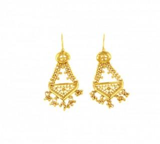 Indian Earrings (Pre-owned)