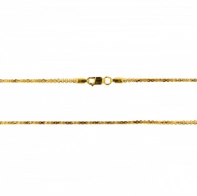22ct Indian-Asian Gold Link Chain