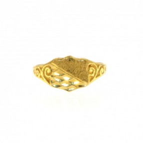 Indian-Asian Boy Ring (Pre-Owned)