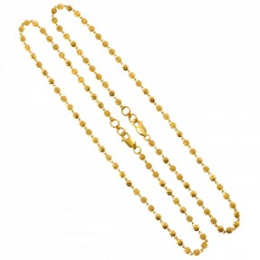 22ct Indian/Asian Gold Anklets (Pair)