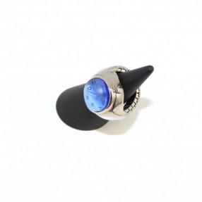 Eton Ladies Qtz Ring Watch - Blue