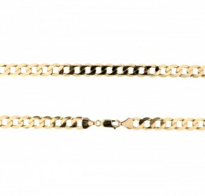 English Solid Curb Chain (Pre-Owned)