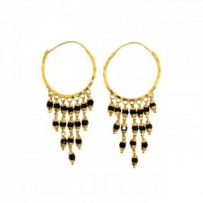 Indian-Asian Hoop Earrings (Pre-Owned)