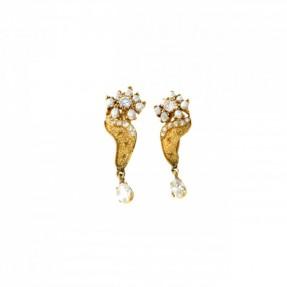 Indian-Asian Pearl Earrings (Pre-Owned)