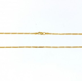 22ct Indian Gold Franco Chain