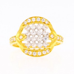22ct Indian Gold Ring FUSE.6