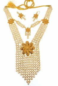 Asian Rani Haar/Necklace Set (Pre-Owned)