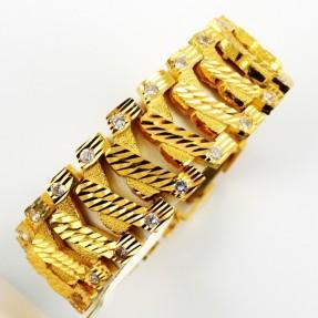 22ct Indian Gold Bracelet