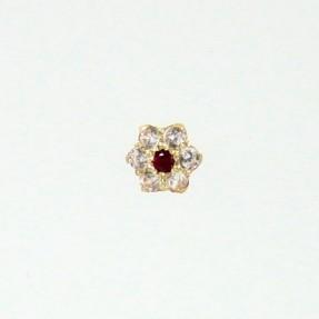 18ct Gold Nose Pin