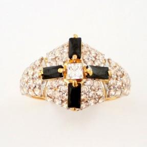 22ct Indian Gold Ring ROYAL
