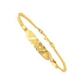 22ct Indian-Asian Gold Kids Bracelet