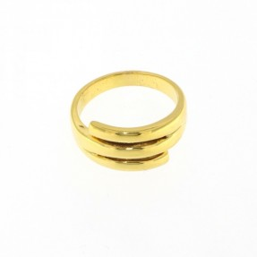 22ct Real Gold Asian/Indian/Pakistani Style Ring