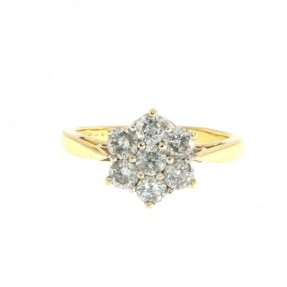 1CT Diamond Ring (Pre-Owned)