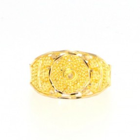 22ct Indian Gold Ring