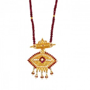 Ruby Necklace (Pre-Owned)