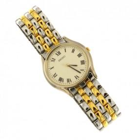 SEIKO Two Tone Gents Wrist Watch