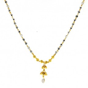 22ct Indian Gold Mangalsutra-Necklace