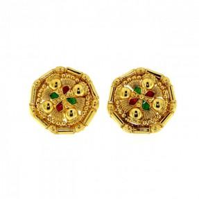 Indian-Asian Stud Earrings (Pre-Owned)