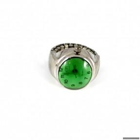 Eton Ladies Qtz Ring Watch - Green