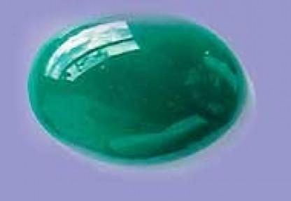 Green Onyx (Agate) Cabochons