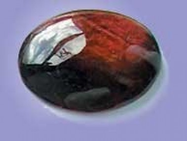 Tigereye (Red) Cabochon 25x18mm
