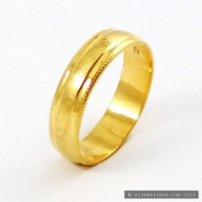 Indian-Asian Wedding Band (Pre-Owned)
