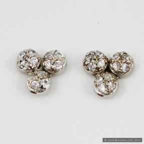 Stud Earrings (Pre-Owned)