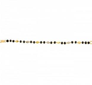 22ct Indian Gold Baby Girl's Bracelet
