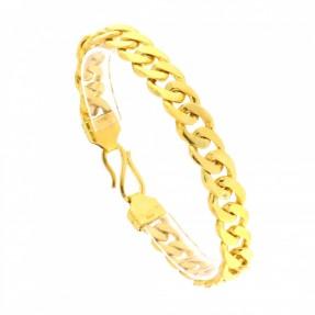 22ct Gold Men's Bracelet