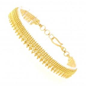 22ct Indian/Asian Gold Bracelet