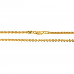 22ct Indian/Asian Gold Chain