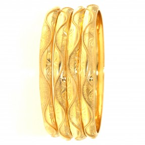 Indian/Asian 4 Bangles (Pre-Owned)