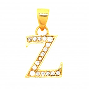 Indian/Asian 'Z' Pendant (Pre-Owned)