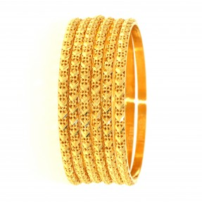Indian/Asian 6 Bangles Set (Pre-Owned)