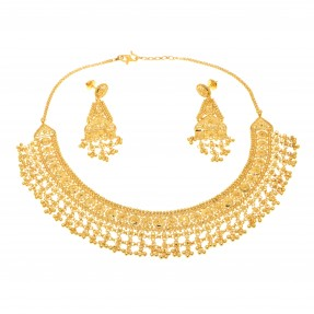 Indian/Asian Necklace Set (Pre-Owned)