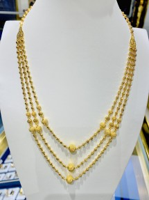 22ct Indian/Asian Gold Necklace
