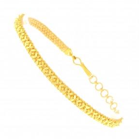 22ct Real Gold Asian/Indian/Pakistani Style Bracelet