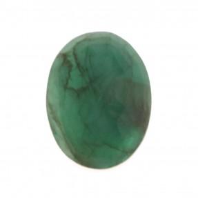 4.3ct Oval Emerald