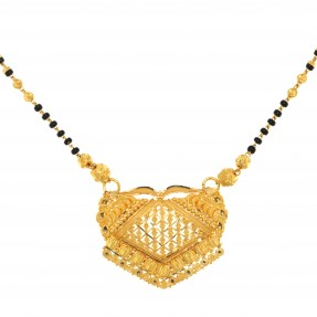 22ct Indian/Asian Gold Mangalsutra/Necklace