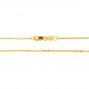 22ct Indian/Asian Gold Link Chain
