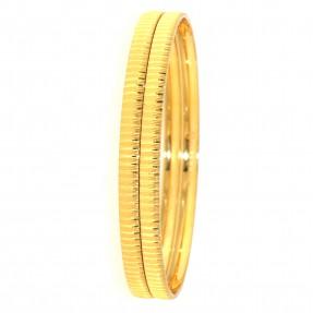 22ct Indian/Asian Gold Bangles (Pair)