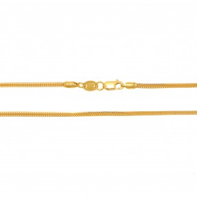 22ct Indian/Asian Gold Mesh Chain